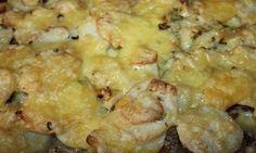 Картошечка по-французски | Кулинарные Рецепты