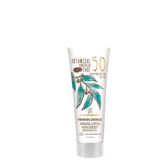 The Australian Gold® Botanical SPF 50 Tinted Face Mineral Lotion is more than just powerful sun protection – it's gentle care for your skin. This non-chemical sunscreen lotion delivers a refreshingly luxurious, powdery-clean feel, while the subtle tint seamlessly blends into any skin tone yet washes away with water. Specially designed for sensitive facial skin, this lotion won't clog pores and is fragrance free. Rich in vitamins and antioxidants from native Australian botanical ingredients…