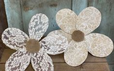 Let's get Crafty! Read Our Blog - The Shabby Tree Wire Flowers, Fabric Flowers, Burlap Flowers, Dollar Store Crafts, Dollar Stores, Wire Crafts, Paper Crafts, Diy Valentine's Banner, Wire Whisk