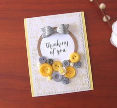 ThinkingOfYou | Hi everyone! Today I have a card for three c… | Flickr - Photo Sharing!