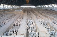 terracotta warriors | terracotta warriors china 550x362 Terracotta Warriors, China