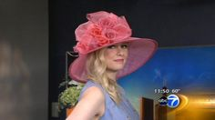 kentucky derby hats 2009 | of 5: Kentucky Derby Hat available at: The Little Traveler (404 S ...
