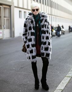 Abbey Lee Kershaw fashion street style candid photos platinum blonde