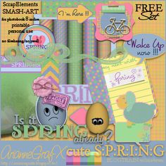"Blogtrain April 2013 by Wilma4Ever-Store ""Cute~Spring"""