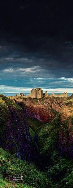 Dunnottar Castle – near Stonehaven, Aberdeenshire Scotland