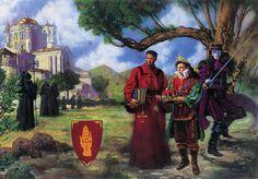 Castille, o Trono de Theus