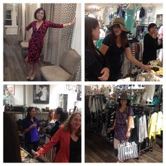 Jewish Community Center Pre School girls-night-out at Noe Ambi. We loved hosting this and a fab time was had by all!