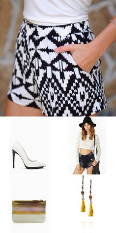 #nastygal #shoes perfect with these pattern shorts. shop this look at http://www.jaqard.com/viewcombi.php?combi=53ac32c0095a1e8e59102e1f
