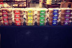 Try the Cooper Street Cookies Rainbow of Flavors!!
