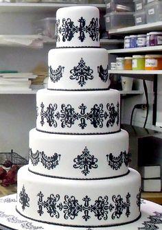 Cake Boss - elegant!