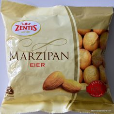 "Experience heavenly marzipan taste: The delicious ""Zentis Marzipan Eier - Marzipan Eggs"" are made without chocolate, but finely coated with a hint of dark cocoa powder.Store cool and dry. Milka Chocolate, Easter Chocolate, Marzipan, Easter Candy, Easter Eggs, New Recipes, Vegan Recipes, Roasted Almonds, Kakao"