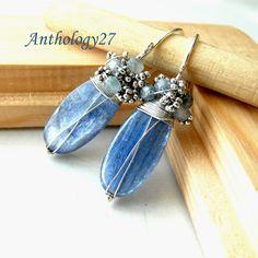 Kynite earrings