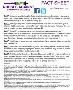 Activist Post: Nationwide Call to Action, November 1: Nurses Against Mandatory Vaccines #news