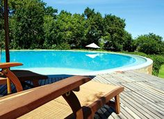 SAA Voyager members stand a chance to experience the beauty of Bartholomeus Klip Farmhouse if they convert their Voyager Miles to StyleMiles. Bartholomeus Klip is on a working farm and game reserve in the majestic Riebeek Valley of the Western Cape. Plunge Pool, Camping, Pool Houses, My Dream Home, The Good Place, Swimming Pools, Farmhouse, Luxury, Outdoor Decor