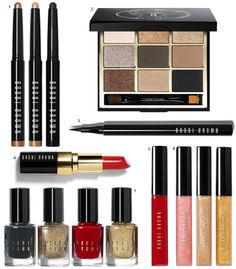 Maquiagem Bobbi Brown Old Hollywood Collection!