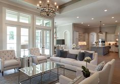 Rustic Country French - Frankel Building Group