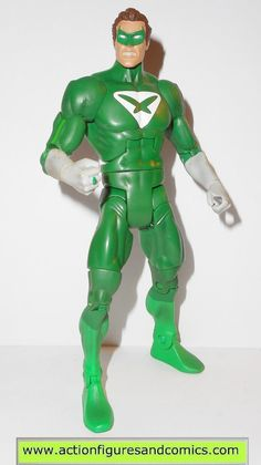 dc universe classics 6 inch POWER RING crime syndicate walmart exclusive mattel complete