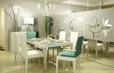 white decorating ideas - Google Search