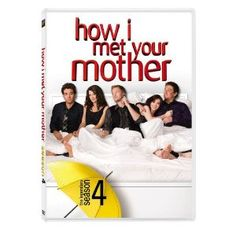 Title: How I Met Your Mother | Season: 4 | Number of Discs: 3 | Format: DVD | Purchase Date: November 22, 2012