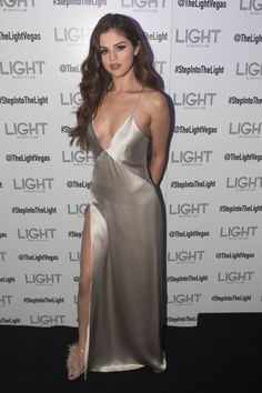 """saturnisrising: """" 5oho: """" selgomez-news: """"  May 7: Selena attending her official Revival Tour kick off after party at Light Nightclub in Las Vegas, Nevada [HQs] """" """" Slow clap for ha """""""