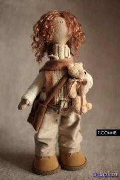 Куклы Татьяны Коннэ - Белоозёрский информационно-развлекательный портал