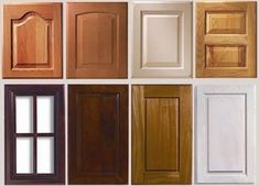 Choosing From The Many Glass Kitchen Cabinet Doors Styles Available