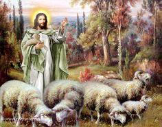 Jesus Oil Paintings 04
