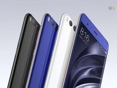 Xiaomi Mi 6 with 2.75GHz octa-core Qualcomm Snapdragon 835 Processor and 6GB of RAM | Features