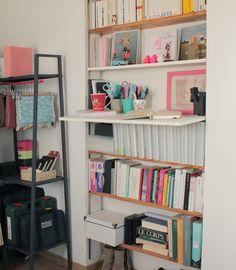 Un bureau pour travailler debout | Standing desk | EllyBeth