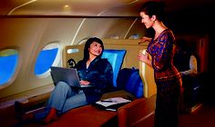 Internet Takes Off on Singapore Airlines