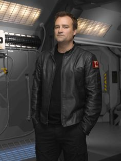 David Ian Hewlett (born April 18th 1968) is an English-Canadian actor best known for his role as Dr. Meredith Rodney McKay on the science fiction television shows Stargate SG1, Stargate Atlantis and Stargate Universe, and his role as David Worth in Cube.