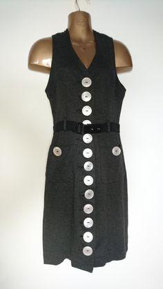 Button Skirt, Dresses For Work, Summer Dresses, Fast Fashion, Fashion Details, New Trends, Fashion Dresses, Shirt Dress, Pretty