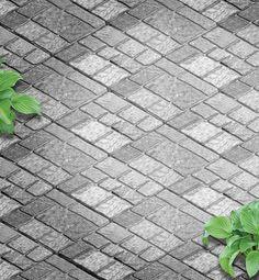 16 Brickface Patio Block At Menards Gardens Pinterest Blocks Walkways And