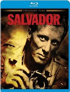 Salvador - Blu-Ray (Twilight Time Region Free) Release Date: September 9, 2014 (Screen Archives Ltd. Entertainment U.S.)
