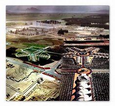Ancient Persepolis - The ceremonial capital of the Achaemenian Persian Empire