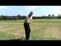 Right arm in golf swing - YouTube