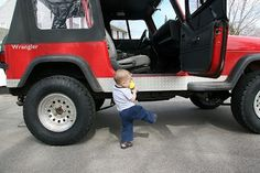 future jeep owner