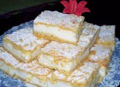 Plăcinta rapida cu umplutura din crema de iaurt și lămâie Vanilla Cake, Deserts, Butterfly, Food, Sweets, Essen, Postres, Meals, Dessert