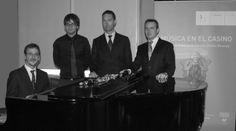 Maddison Pack con sus 4 integrantes