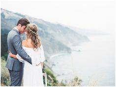 Film Photography, Big Sur, Wedding, Destination, California, Coast