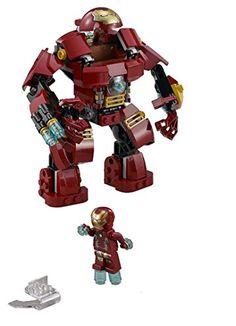 Mavel Age of Ultron Loose Iron Man mark 43 and Hulkbuster Armor @ niftywarehouse.com