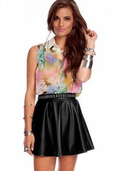girly and rocker i looove this