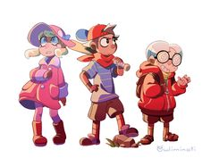 MOTHER 1 it's time to fight. by owliminati by tumblr