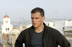 11 of Matt Damon's Best Bourne Moves: Since Matt Damon confirmed he'd be playing Jason Bourne once again in another film in the franchise, we're ready to celebrate — and look back at the actor's iconic role. Matt Damon, Jason Bourne, The Bourne Ultimatum, Bourne Supremacy, Bourne Movies, Hollywood Action Movies, The Bourne Identity, Wow Photo, Thriller Film