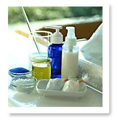 手作り化粧品レシピと作り方