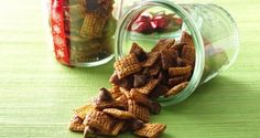 Peanut Butter Blossoms Chex™ Party Mix