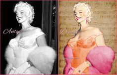 recolor-M.M-pink and orange-by-Carla Fuchs by CarlaBabi.deviantart.com on @deviantART