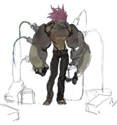 Marvelous Learn To Draw Manga Ideas. Exquisite Learn To Draw Manga Ideas. Game Character Design, Fantasy Character Design, Character Design References, Character Design Inspiration, Character Concept, Character Art, Concept Art, Cyberpunk Character, Cyberpunk Art