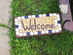 Welcome stepping stone3