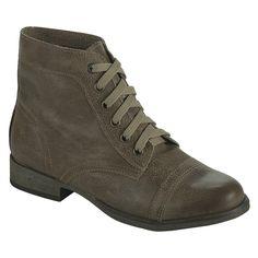 Women's Post Paris� Colissa Genuine Leather Cap Toe Ankle Boots - Assorted Colors
